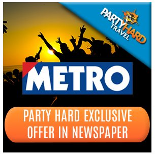Exclusive Offer in Metro Newspaper